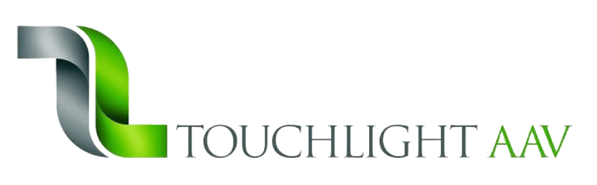 TouchLight AAV logo